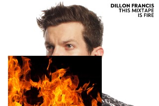 Dillon Francis' 'This Mixtape Is Fire' EP Includes Collaborations With Calvin Harris, Skrillex & Chromeo