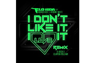 "Flo Rida, Robin Thicke & Verdine White's ""I Don't Like It, I Love It"" Gets A Twerk Remix: Listen"