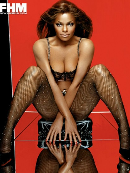 sexy nude picture of janet jackson