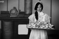 """Kacey Musgraves Actually Makes Biscuits In Her """"Biscuits"""" Video"""