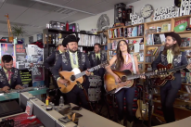 "Kacey Musgraves Performs ""Follow Your Arrow"" For NPR's Tiny Desks Concerts: Watch"