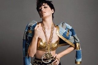 Katy Perry Reveals She Is The New Face Of Moschino's Ad Campaign