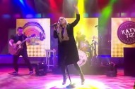 """Katy Tiz Performs Rising Hit """"Whistle (While You Work It)"""" On 'Today': Watch"""