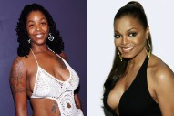 "Khia Is Throwing Shade At Janet Jackson On Twitter, Threatens Unofficial ""No Sleeep"" Remix"