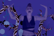 "Kiesza Releases Her ""Stronger"" Video From 'Finding Neverland: The Album': Watch"
