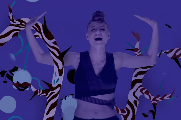 """Kiesza Releases Her """"Stronger"""" Video From 'Finding Neverland: The Album': Watch"""