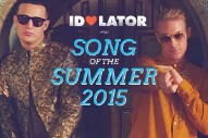 "Song Of The Summer 2015: Idolator Readers Choose Major Lazer, DJ Snake & MØ's ""Lean On"""