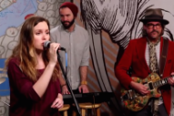 "Leighton Meester Covers The Cardigans' ""Lovefool"" For The 'A.V. Club': Watch"