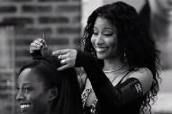 Nicki Minaj, Eve, Common & Ice Cube Star In 'Barbershop 3′: Watch A Sneak Peek