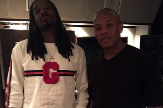 Dr. Dre & Snoop Dogg Just Reunited In The Studio