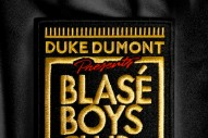 "Duke Dumont Premieres Single ""Ocean Drive,"" Announces 'Blase Boys Club Part 1′ EP: Listen"