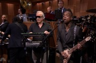 Giorgio Moroder Played With The Roots On The 'Tonight Show': Watch