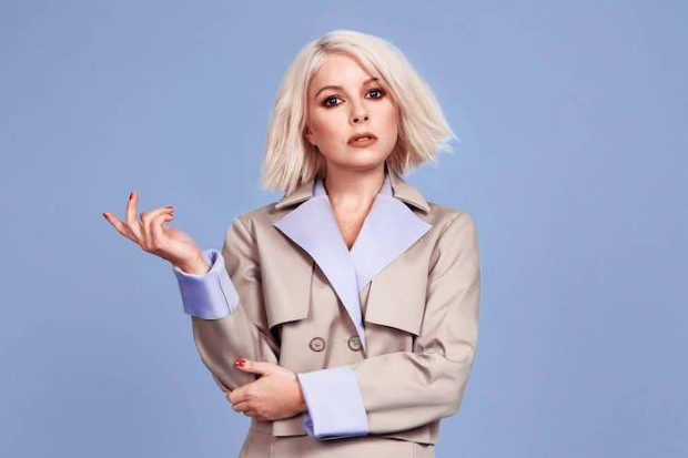 Little Boots Working Girl 2015 promo photo