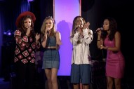 """Little Mix Mash Up Jason Derulo's """"Want To Want Me"""" & Whitney Houston's """"I Wanna Dance With Somebody"""": Watch"""
