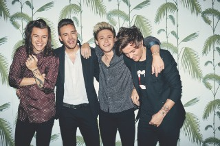 "One Direction Drop New Single ""Drag Me Down,"" Which Sounds Like Taylor Swift Meets The Police: Listen"