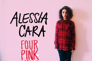 Alessia Cara Unveils The Cover And Tracklist Of Debut EP 'Four Pink Walls'