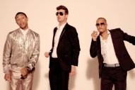 """Blurred Lines"" Appeal Gets Support From 200 Artists Including Rivers Cuomo, Jennifer Hudson & Danger Mouse"