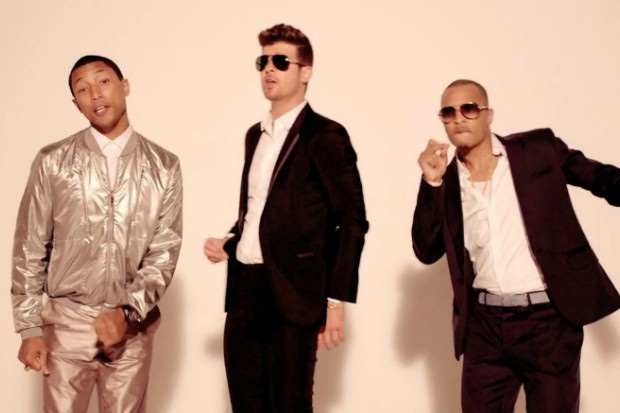 blurred lines robin thicke pharrell ti