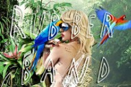 "Brooke Candy Is Butt Naked On The Cover Of New Single ""Rubber Band Stacks"""