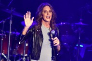 Caitlyn Jenner Introduces Culture Club At Los Angeles Concert: Watch