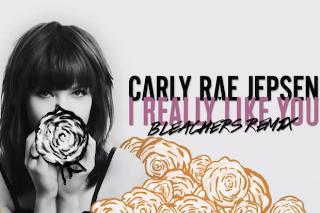 "Bleachers Unveil Vibrant Remix Of Carly Rae Jepsen's ""I Really Like You"": Listen"