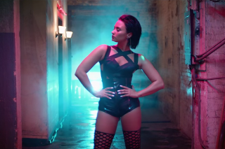"Demi Lovato's ""Cool For The Summer"" Video Is A Steamy, Lady-Filled Romp: Watch"