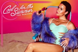 "Demi Lovato's ""Cool For The Summer"" Gets A Slinky Plastic Plates Remix: Idolator Premiere"
