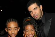 Drake Is Basically Working With The Entire Smith Family
