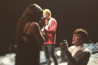 Ed Sheeran Helps Rixton's Jake Roche Propose To Little Mix's Jesy Nelson
