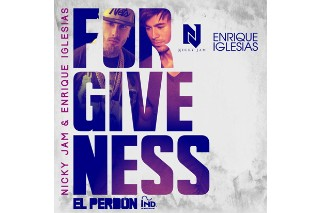 "Enrique Iglesias And Nicky Jam Drop English Version Of Global Hit ""El Perdon"": Listen To ""Forgiveness"""