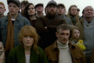 "Florence + The Machine's Emotive ""Queen Of Peace"" / ""Long & Lost"" Mini-Film: Watch"