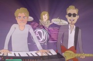 "The Dream Of The '90s Is Alive In Owl City & Hanson's ""Unbelievable"" Video"