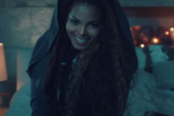 "Janet Jackson & J. Cole Get Cozy In Their ""No Sleeep"" Video: Watch"