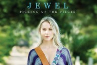 "Jewel Unveils The Cover Of New LP 'Picking Up The Pieces,' Previews New Track ""Pretty Face Fool"": Listen"