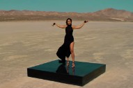 "Jordin Sparks Hits The Desert For Exotic ""Right Here Right Now"" Video"
