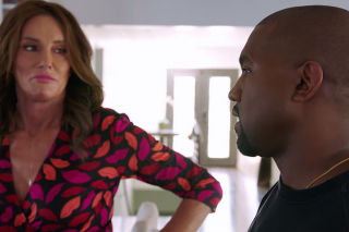 Kanye West And Caitlyn Jenner Meet For The First Time On 'I Am Cait': Watch
