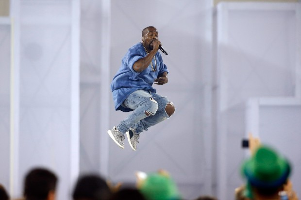 kanye pan am games closing ceremony