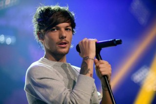 One Direction's Louis Tomlinson Is A Father
