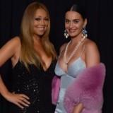 Mimi Hangs With Katy Perry In Las Vegas
