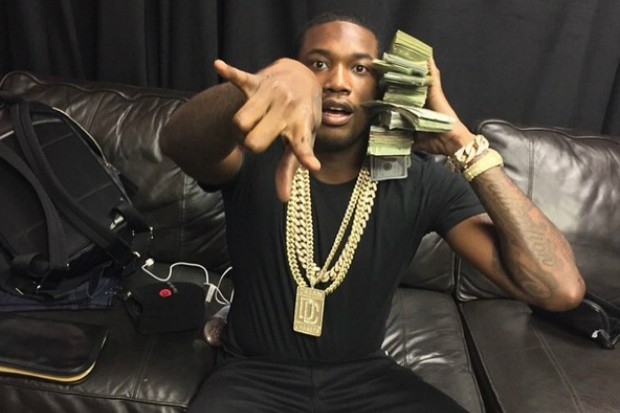meek mill cash instagram