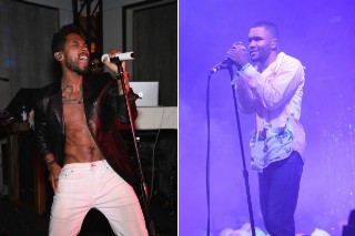 "The Miguel-Frank Ocean Rivalry Just Got Real: Miguel Says He Makes ""Better Music"""