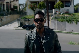"Miguel & Kurupt Play It Cool In ""NWA"" Video: Watch"