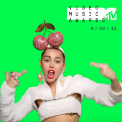 Watch Miley Cyrus Flip Off The Camera In VMAs Promo
