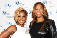 Mary J. Blige & Queen Latifah Join NBC's 'The Wiz': : Morning Mix