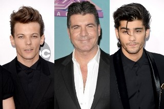 Simon Cowell Talks Louis Tomlinson's Baby, Zayn Malik Leaving Syco