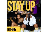 "Hit-Boy, Sage The Gemini & K Roosevelt's ""Stay Up"": Idolator Premiere"