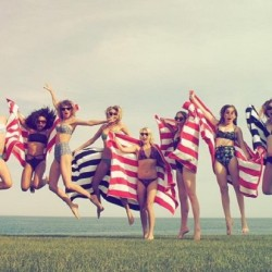Taylor Swift's Star-Studded 4th Of July Party