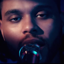 The Weeknd Teases His