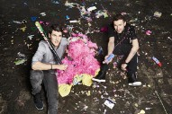 "Timeflies Hype New LP 'Just For Fun' With Buzz Track ""Undress Rehearsal"": Idolator Premiere"