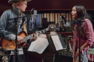 "Watch Tinashe & Cody Simpson Cover ""Express Yourself"""